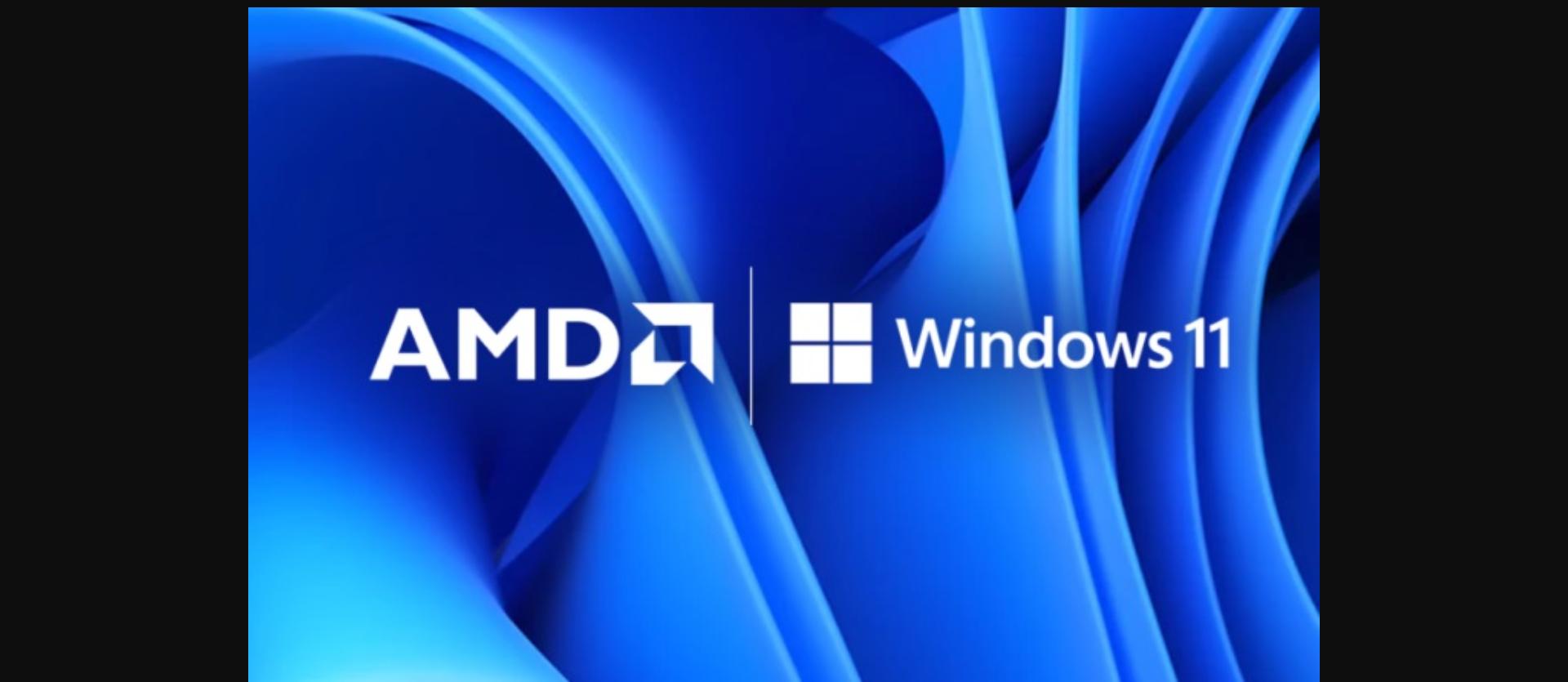 Microsoft corrige o problema de desempenho da CPU da AMD
