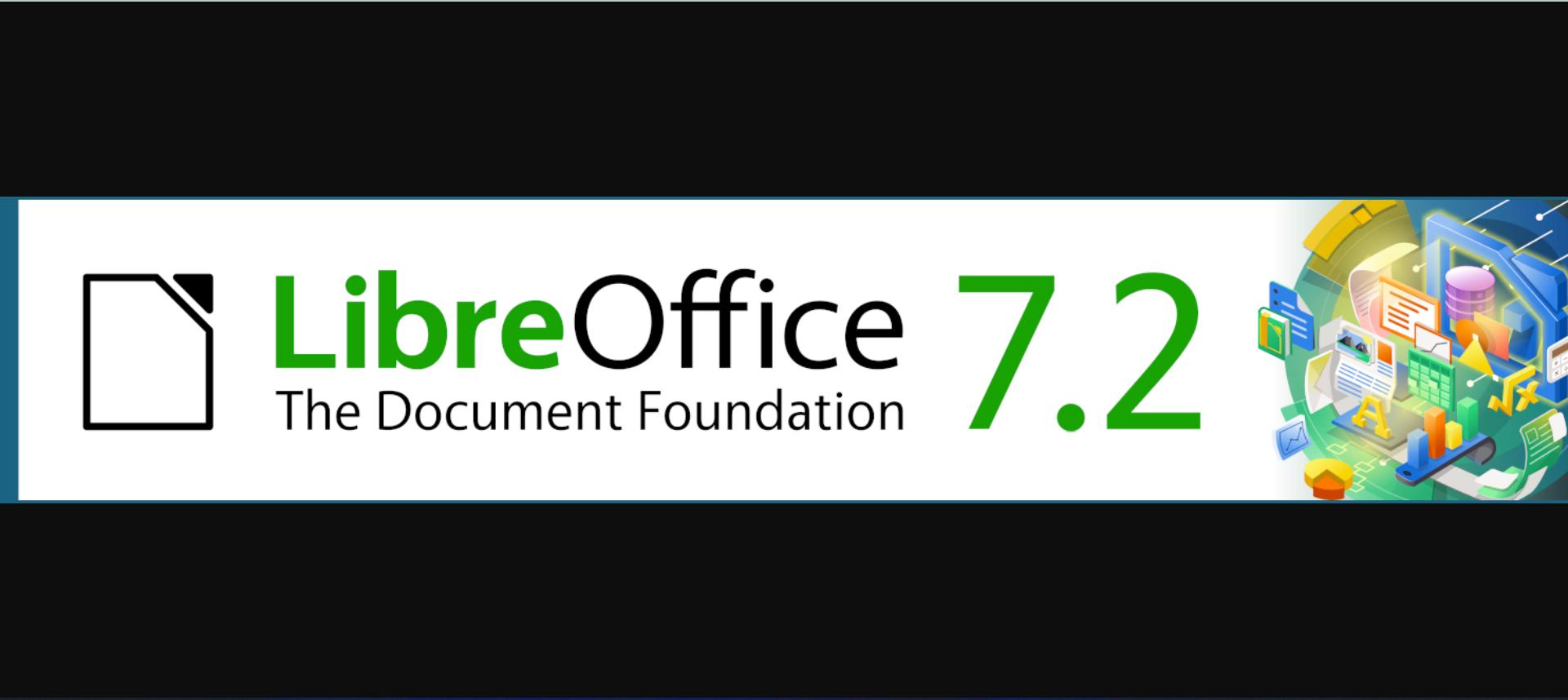 LibreOffice 7.2.2 Community lançado com 68 correções de bugs
